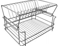 Double Tier Dish Rack